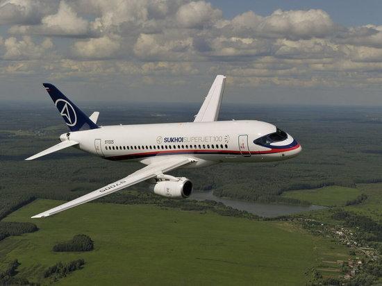 В Ростове задержали рейс на Калининград из-за поломки тормозов у SSJ-100