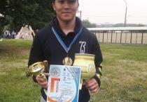 Калмыцкий борец лидировал в якутском турнире
