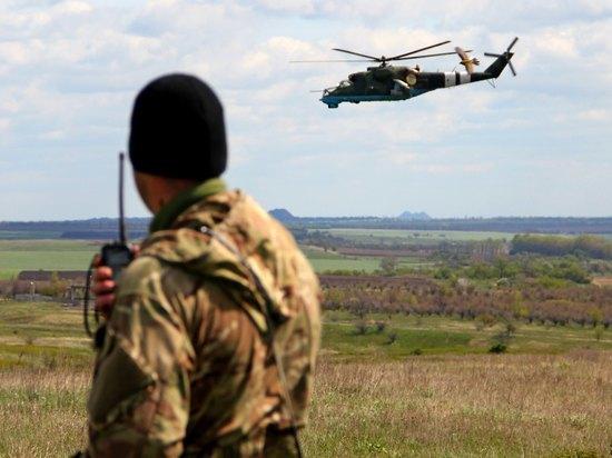 """Украинский генерал рассказал об ударе по батальону """"Донбасс"""""""