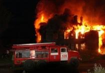 В Хакасии за минувшие выходные произошло 4 пожара