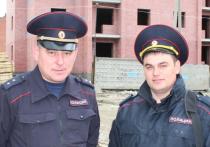 В Югре наградили полицейского, спасшего людей во время пожара
