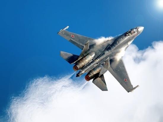 Более сотни самолетов задействуют в боевых учениях в Крыму