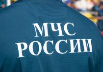 В Тверской области пожарные вытащили из огня молодого мужчину