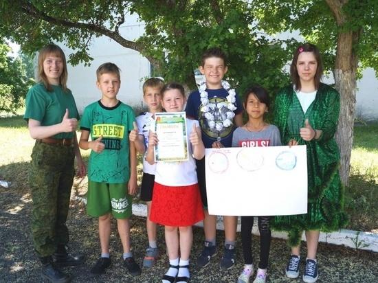 Специалисты филиала «Русский лес» провели экологический квест для школьников