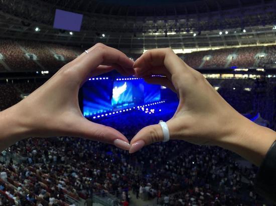Челябинцы побывали на грандиозном шоу «BonJovi» в Лужниках