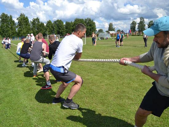 Областные летние сельские спортивные игры «Вологодские зори» пройдут в Соколе