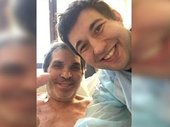 В больнице оценили состояние здоровья Бари Алибасова