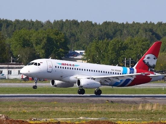 «Ямал» продолжит летать из Салехарда в Санкт-Петербург до ноября