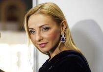 Татьяна Навка показала видео с идеальным шпагатом