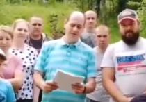 «Нет воды, дорог и света»: жители Дивногорска записали видеообращение к Путину