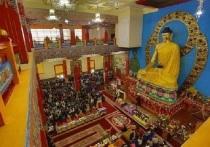 Сегодня Калмыкия празднует День рождения Будды Шакьямуни
