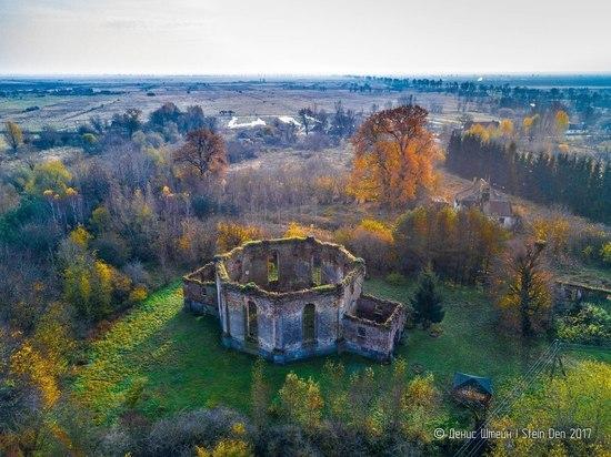 Раутенскирх –  бывшая жемчужина Восточной Пруссии