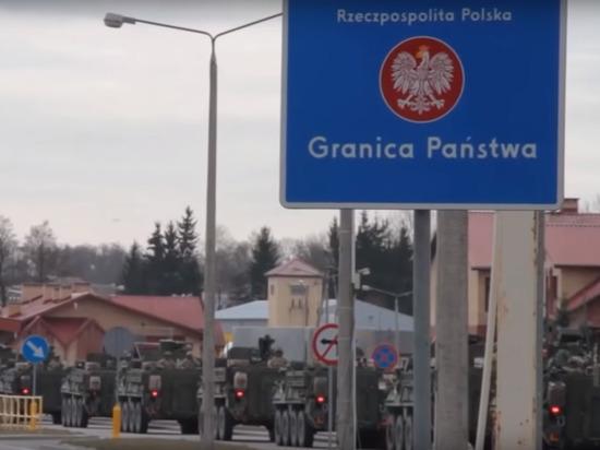 Эксперт обозначил ответные меры после усиления группировки США в Польше
