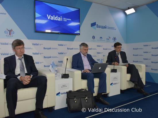 Валдайский клуб провел семинар по итогам пленарного заседания ПМЭФ-2019 (г. Москва, 2019 год)