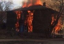 В Кирове из-за замыкания в колонке загорелась квартира
