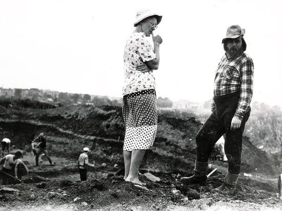 В Старице отметили юбилей архитектурно-археологической экспедиции