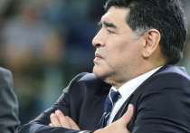 Марадона - игрокам сборной Аргентины: