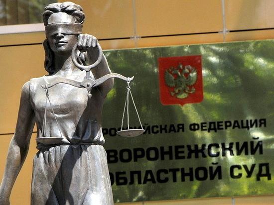 В Воронеже экс-начальник отдела МЧС сядет в тюрьму на 9 лет