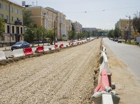 На проспекте Гагарина в Смоленске ограничат движение транспорта