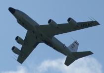 У границ Калининградской области был замечен самолёт-разведчик США