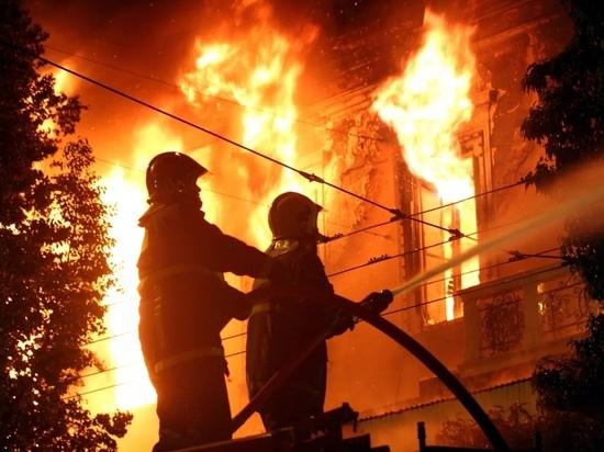 В Тверской области приглашают на службу пожарных