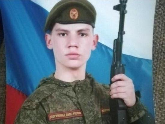 В воинской части на Кубани погиб срочник из Орловской области