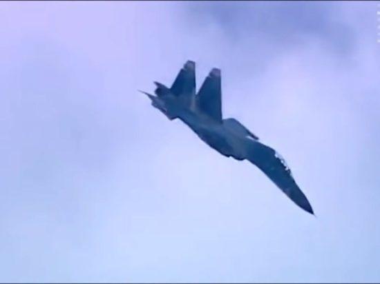 Российские истребители перехватили бомбардировщики В-52Н ВВС США