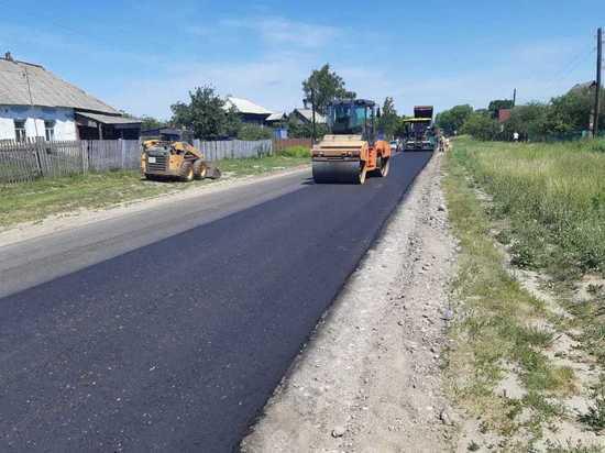 В Спасском районе ремонтируют дорогу к музею Циолковского и Окскому заповеднику