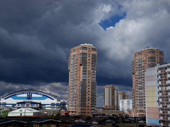 Неустойчивая погода прогнозируется до выходных в Хабаровском крае