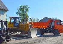 Тимлюйский цементный завод в Бурятии обновляет парк спецтехники