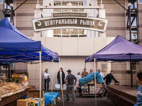 Центральный рынок Иркутска стал горячей точкой разборок и скандалов