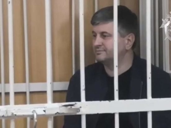 Иркутский облсуд оставил министра Шеверду под арестом