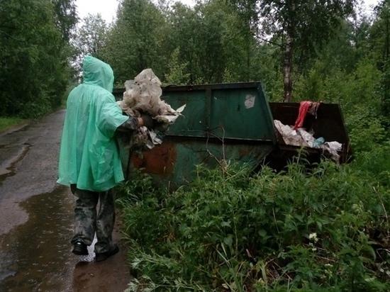 Рыбинские волонтеры-экологи набрали 8 кубов мусора