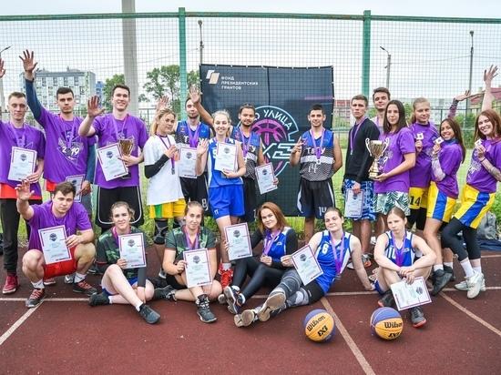 Команда тверского Политеха по стритболу выступит в суперфинале в Москве