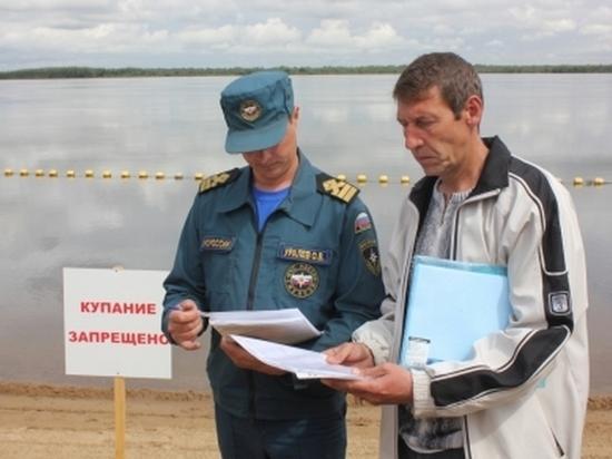 Хабаровские спасатели освидетельствовали места отдыха у воды