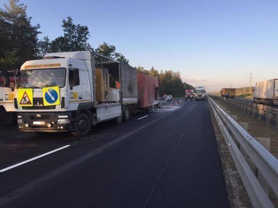 Водитель из Твери попал в страшное ДТП под Тольятти