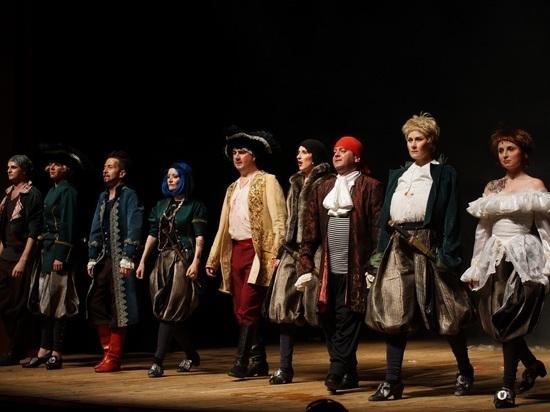 В Краснодаре состоялся «Театральный разъезд»
