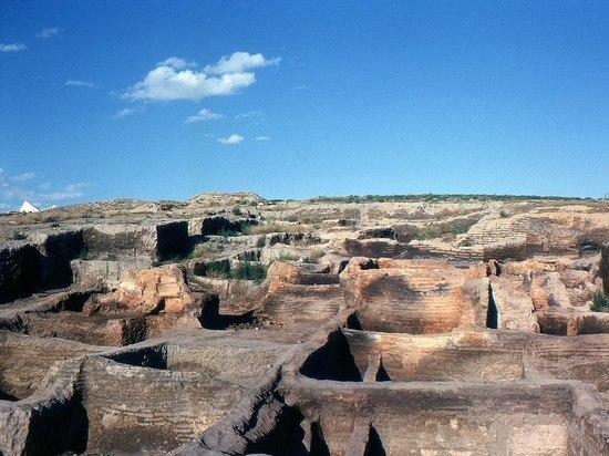 """Найдено древнейшее поселение, которое погубили """"городские"""" проблемы"""