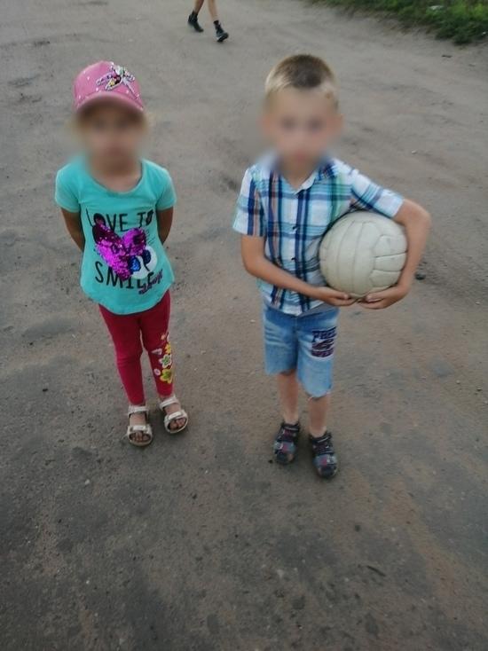 Пропавших в Тверской области детей нашли во дворе дома