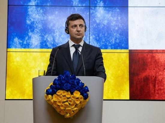 Зеленский назвал первый этап для окончания войны в Донбассе