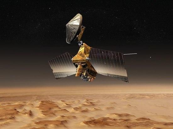 "На Марсе обнаружили ""свежий"" кратер"