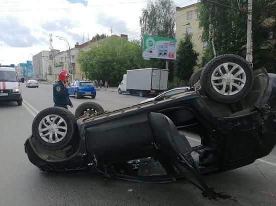 Девять аварий, одна – со смертельным исходом, произошли на дорогах Ивановской области 17 июня