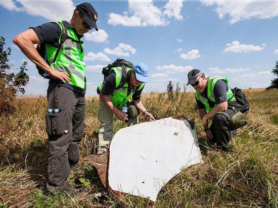 В Нидерландах назовут имена четырёх фигурантов дела о сбитом МН17