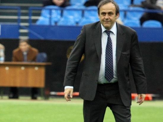 Платини дал первые показания: его спросили о Евро-2016