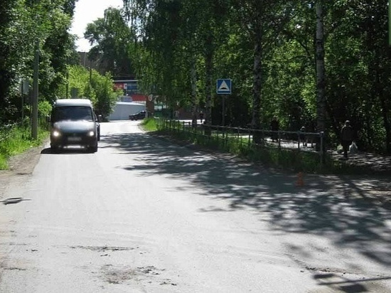 В Ижевске неустановленный водитель сбил маму с ребенком на руках