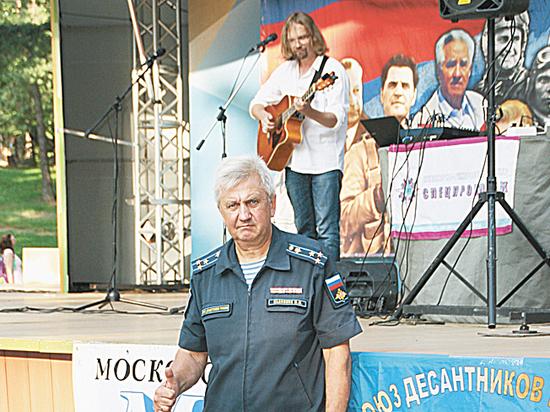 Фестиваль военно-патриотической песни набирает обороты