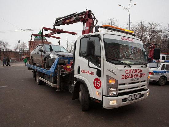 ГИБДД опровергла информацию о мошенниках, эвакуирующих автомобили в Нижнем Новгороде
