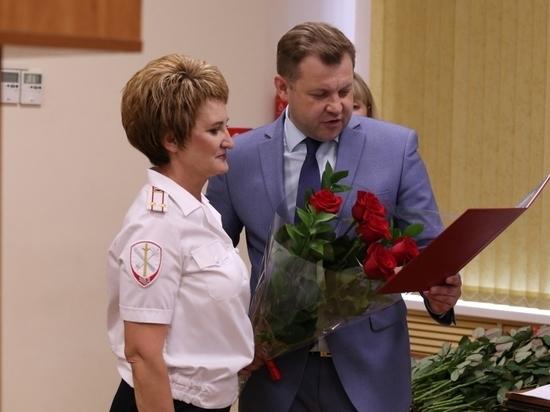 Врачей в погонах отметили в Калужской области