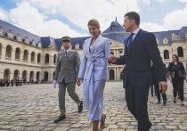 Перед первым официальным визитом президента Украины Владимира Зеленского в Европу Петр Порошенко набивался ему в советчики