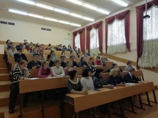 В Калуге ведется набор в университетский класс